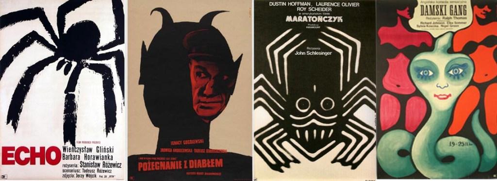 """""""Echo"""" Stanislaw Rozewicz - """"Pozegnanie z Diablem"""" Wanda Jakubowska - """"Il Maratoneta"""" John Schlesinger - """"Deadlier Than the Male"""" Ralph Thomas"""