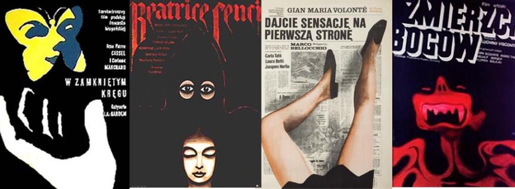 """Wiktor Gorka """"Nothing Ever Happens """" Juan Antonio Bardem – """"Beatrice Cenci"""" Lucio Fulci – """"Sbatti il Mostro in Prima Pagina"""" Marco Bellocchio – """"La Caduta degli Dei"""" Luchino Visconti"""