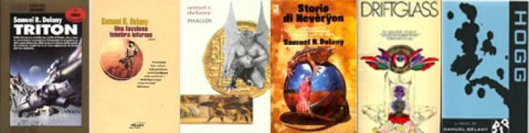 Samuel Ray Delany Books