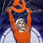 Jurij Gagarin - francobollo commemorativo