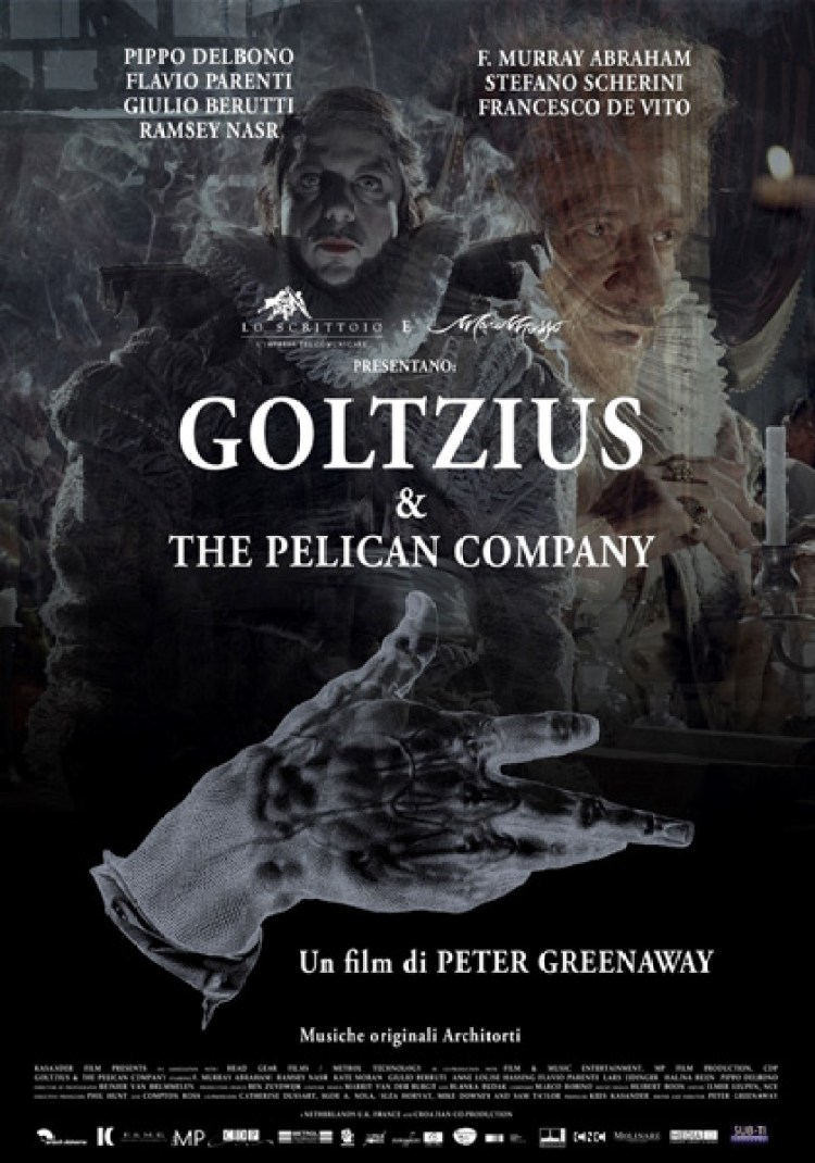 """""""Goltzius and the pelican company"""" (2012) Peter Greenaway"""