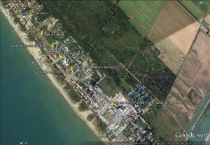 Colonie abbandonate Tirreno - Map