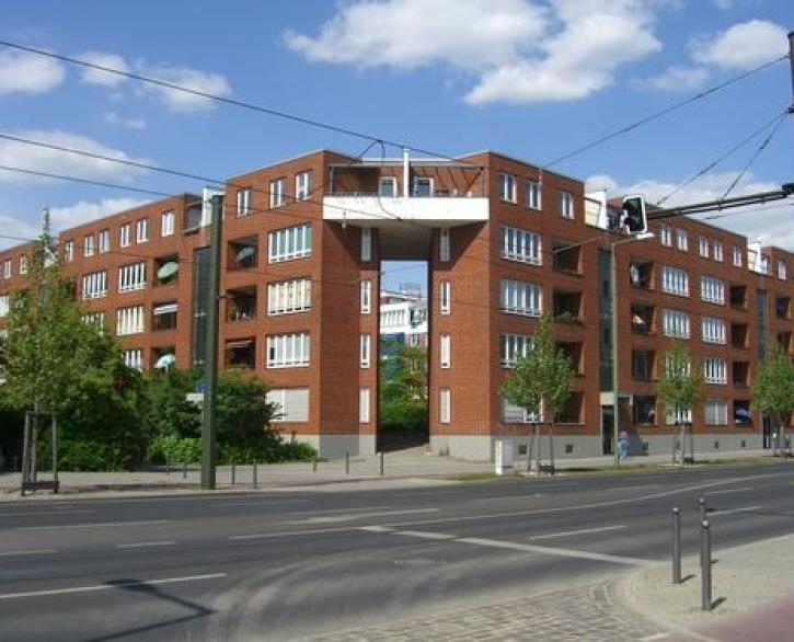Possession (1981) - La casa di Anna a Swinemünder Strasse 25 come si presenta oggi.