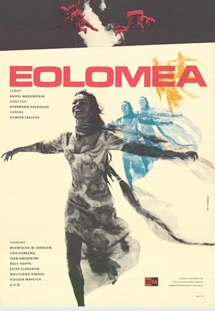 Eolomea - La sirena delle stelle