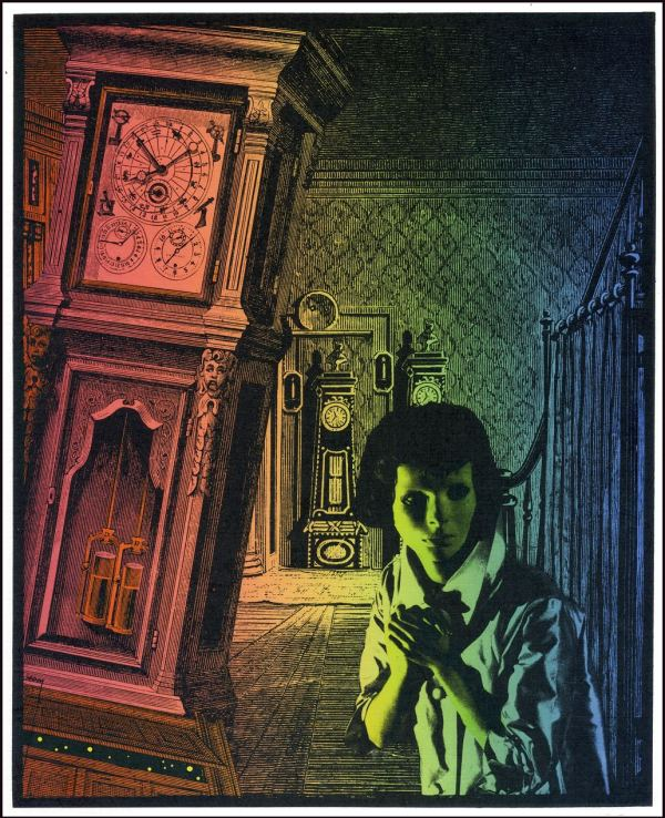 Halloween in Arkham: Collages by Harry O. Morris Jr. (1979)