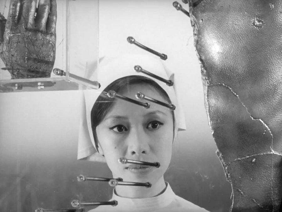 """The Face Of Another"" (1966) - Hiroshi Teshigahara"