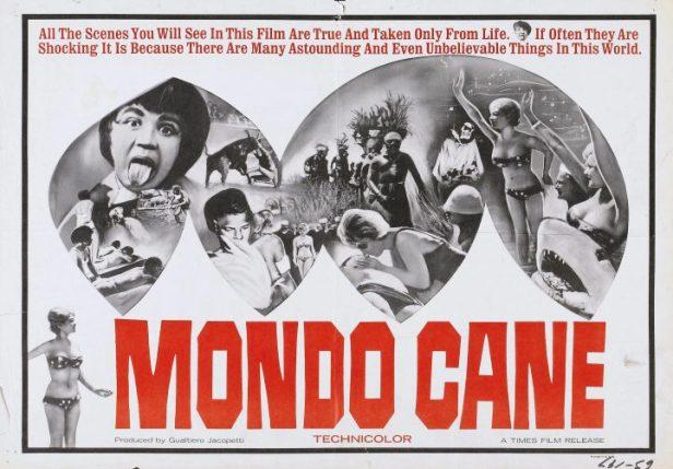 Mondo Cane (1962) di Gualtiero Jacopetti e Franco Prosperi.