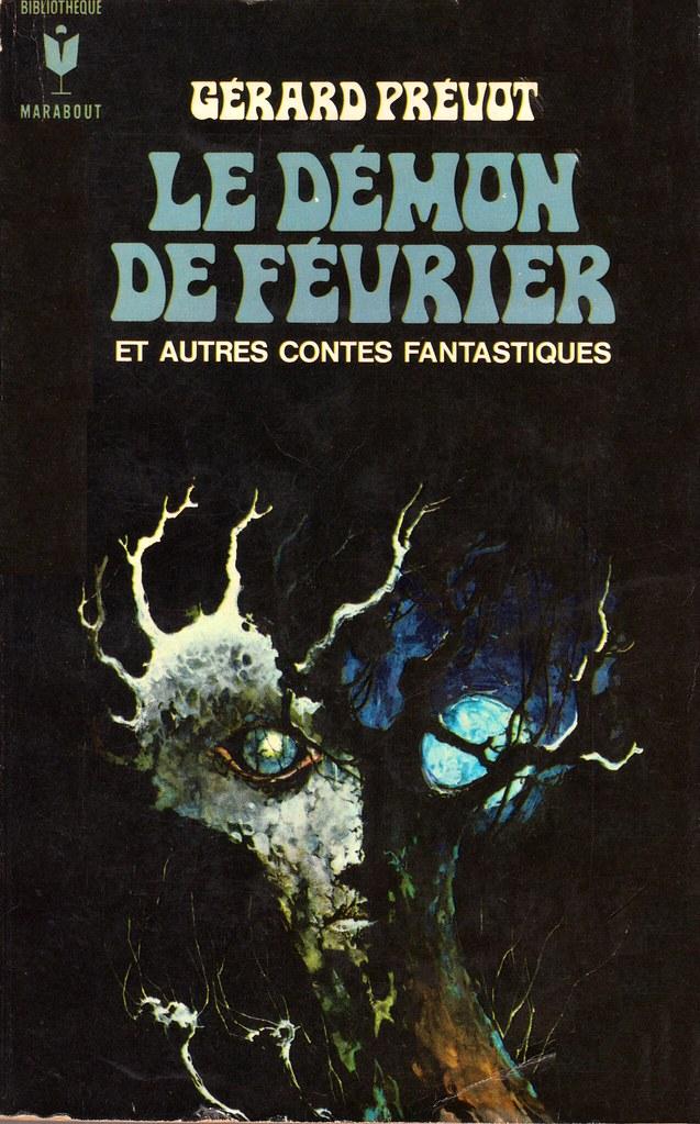 Il demone di febbraio - Marabout Fantastique