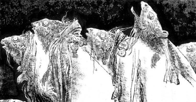 Dino Battaglia - Lovecraft