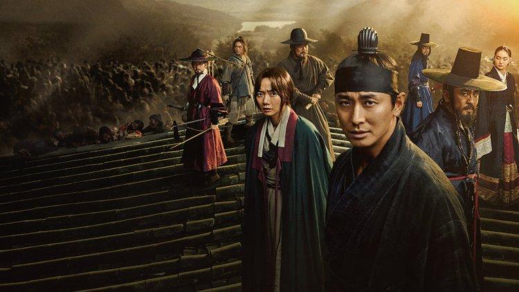 Kingdom drama Netflix