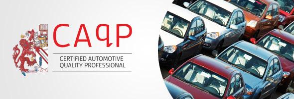 Certified Automotive Professional Training India
