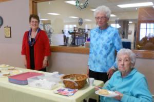 Auxiliary Pie & Ice Cream Social