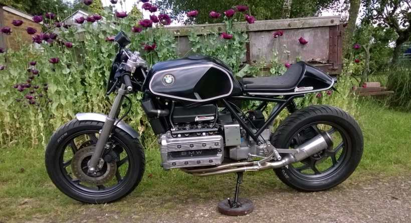 Bmw K100rs Cafe Racer Parts Amatmotorco