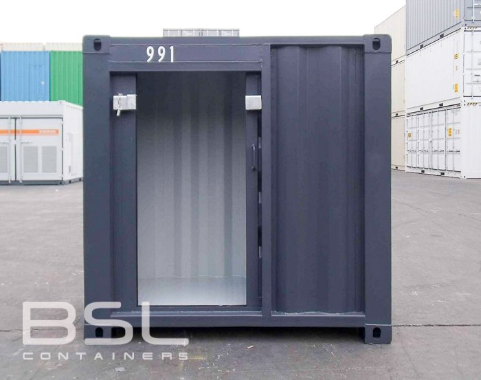 20 Ft Container Specifications
