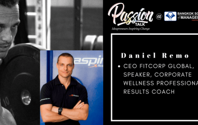Date: April 25thMeet the CEO Fitcorp Global, Speaker, Corporate Wellness Professional, Results Coach, Daniel Remon