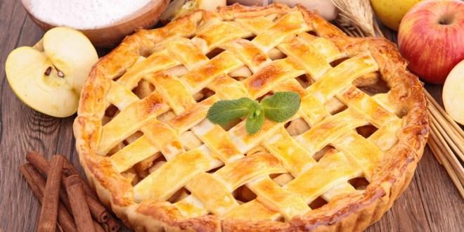 فطيرة التفاح بالطريقة الفرنسية