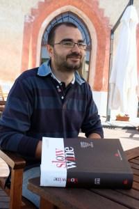 Gianluca Gariglio e Slow Wine, seu filhote.