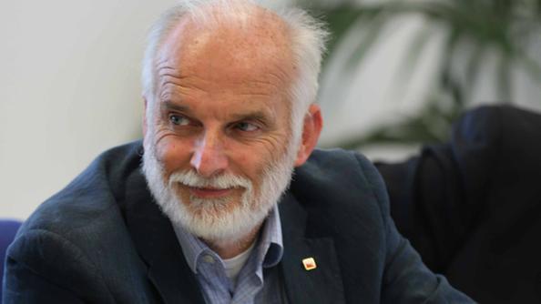 Damiano Galletti, Cgil