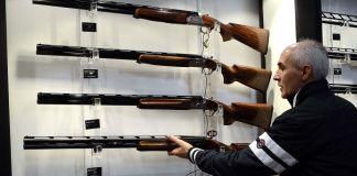 La rassegna dedicata alle armi, Exa