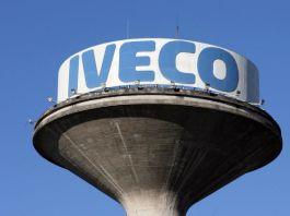 La torre dell'Iveco a Brescia