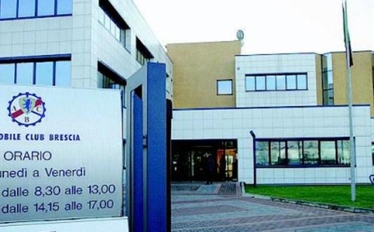La sede Aci di Brescia