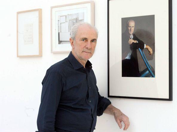 Il gallerista Massimo MInini