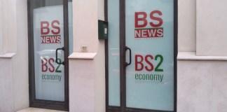 La sede di BsNews.it, in via Vantini 31, a Brescia