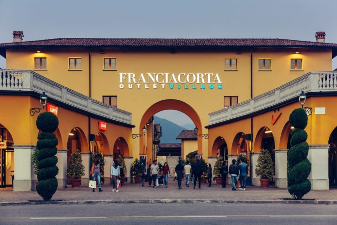 Outlet Franciacorta, shopping a Rodengo Saiano