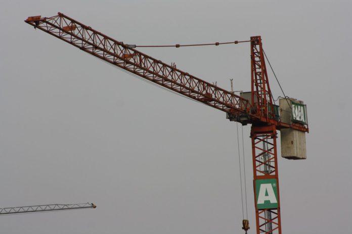 BRESCIA - Edilizia, cantiere - diritti Andrea Tortelli www.bsnews.it