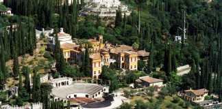 Il Vittoriale degli Italiani di Gardone Riviera