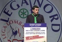 Paolo Formentini, segretario provinciale Lega Brescia