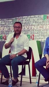 Massimo Reboldi, Pd
