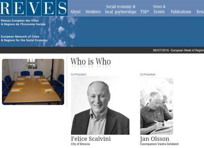 Bando via Milano, la Ong Reves ha come copresidente l'assessore Scalvini
