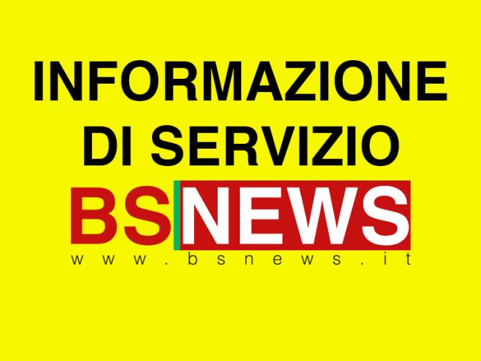 Informazioni di servizio (mobilità, energia, acqua, traffico, tasse, variazioni servizi essenziali) su BsNews.it