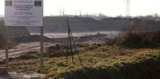Cava Castella, foto da comitati ambientalisti