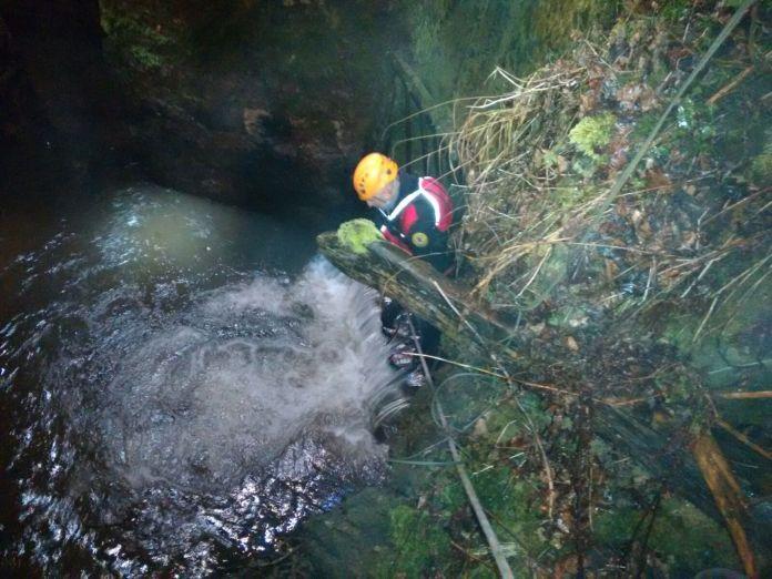 Cnas, intervento del soccorso alpino in notturna. www.bsnews.it