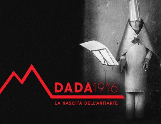 Mostra Dada museo Santa Giulia
