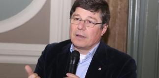 L'imprenditore Giancarlo Turati, Aib.