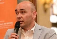 Michele Orlando, segretario del Pd di Brescia