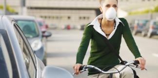 Maschera smog