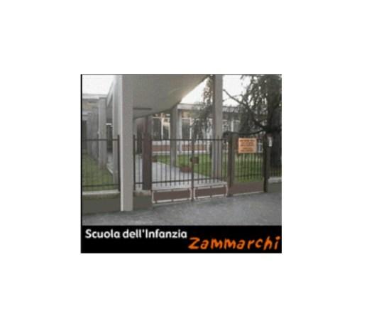 La scuola dell'infanzia Zammarchi di viale Piave, a Brescia. www.bsnews.it