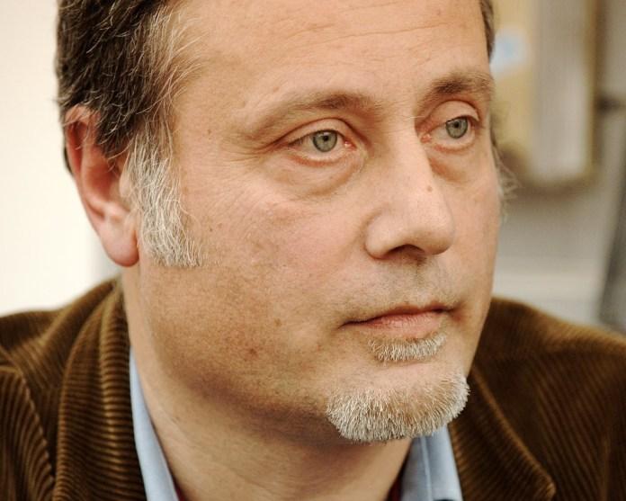 Lo scrittore Massimo Carlotto