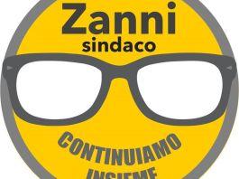 """Il simbolo di """"Continuiamo Insieme"""" la nuova lista di Gabriele Zanni - Profilo Facebook Gabriele Zanni - www.bsnews.it"""