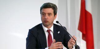 Andrea Orlando, candidato alla segreteria del Pd.
