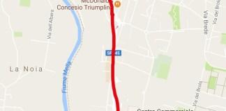 Brescia, via Triumplina