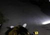 Il cadavere di Gennaro esposito abbandonato per strada dopo l'omicidio