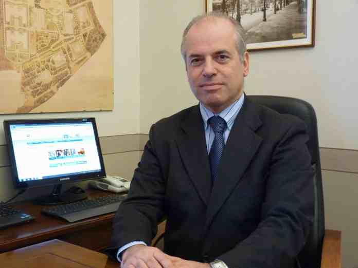 Il direttore dell'Ats (ex Asl) di Brescia Carmelo Scarcella