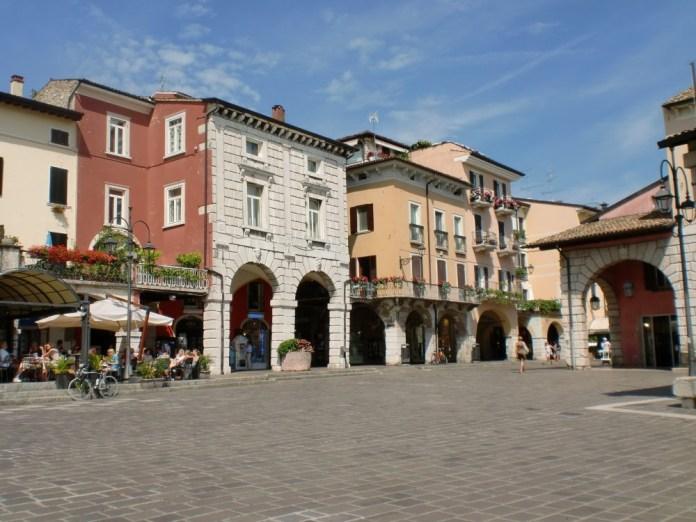Desenzano, piazza Malvezzi