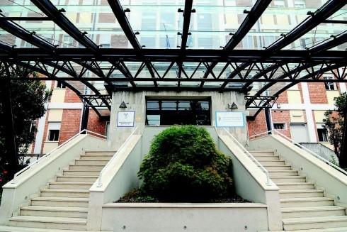 La sede di Brescia del Cfp Zanardelli