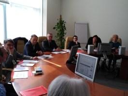 La conferenza stampa di presentazione della Crociera del Gusto, che si è tenuta stamattina nella sede Btl di via Sostegno, www.bsnews.it
